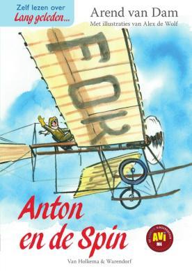 Anton en de spin